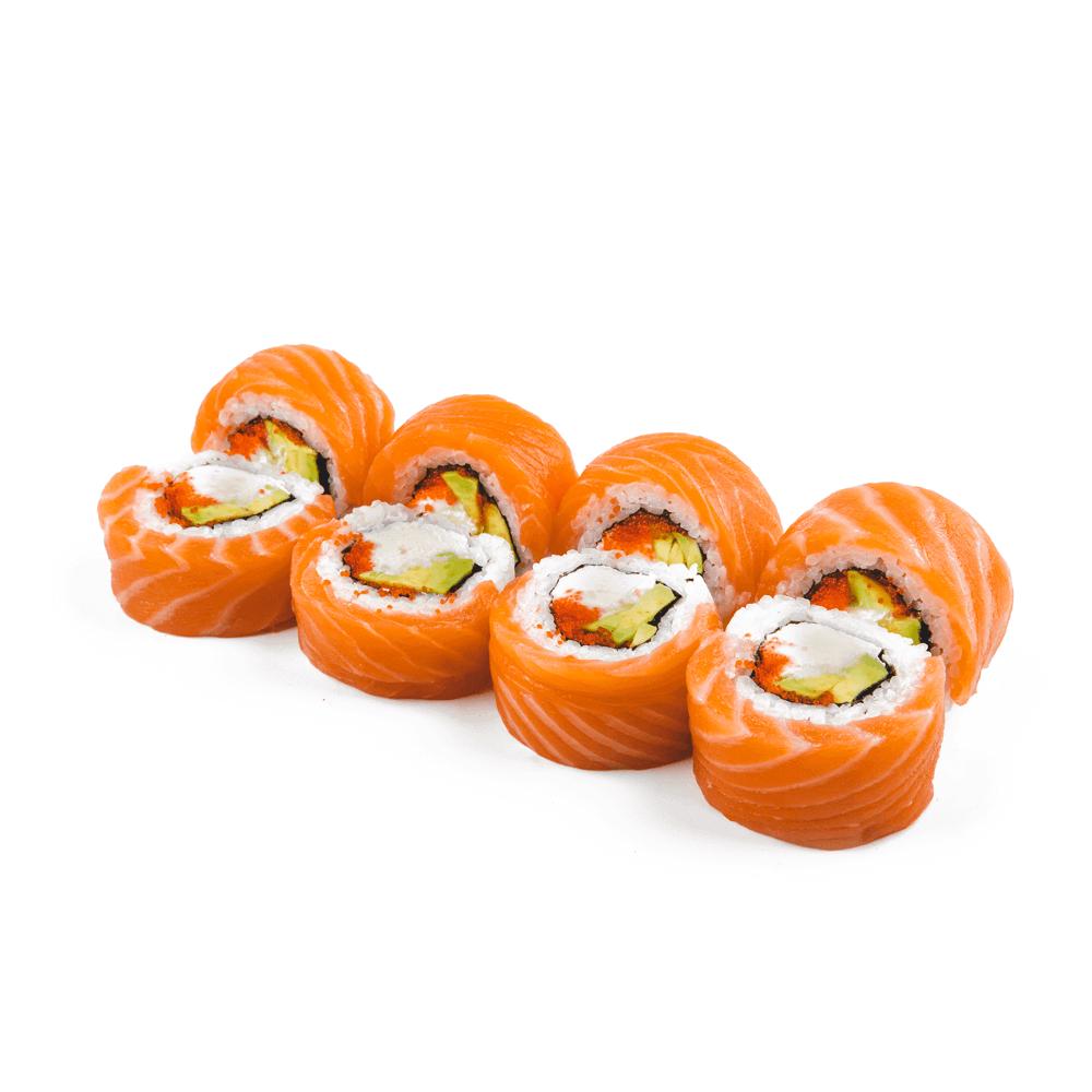 Меню Ninja Sushi – великий асортимент ролів, суші та напоїв